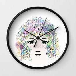 Limpid Wall Clock
