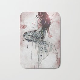 Mermaid II Bath Mat