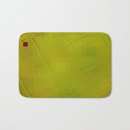 Re-Created Twisted SQ XX by Robert S. Lee Bath Mat