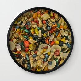 million shells Wall Clock