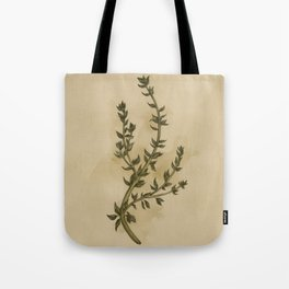 Thyme Tote Bag