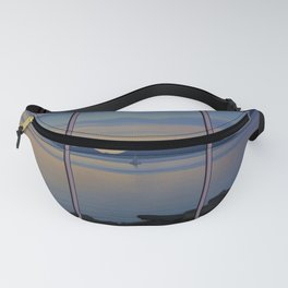 Serenity Tryptych Fanny Pack