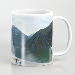 Tracy Arm Channel (Large) Coffee Mug