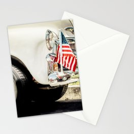 Bumper Flags Stationery Cards
