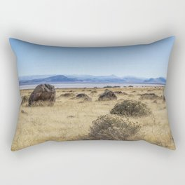 Alvord Lake Rectangular Pillow