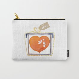 I give you my heart Carry-All Pouch