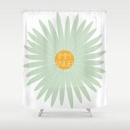 EMMANUEL Shower Curtain