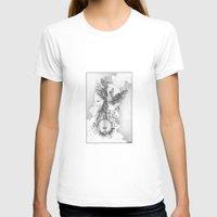 banjo T-shirts featuring Banjo Bird by Brady Scott