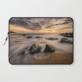 Kinnagoe Bay | Ireland  (RR80) Laptop Sleeve