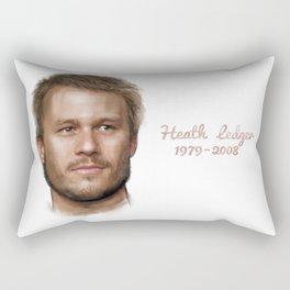 Heath Ledger Rectangular Pillow