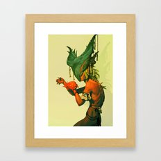 oracle Framed Art Print