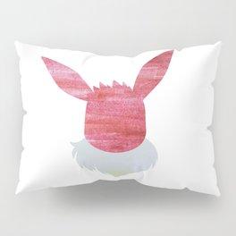 Watercolor Eevee Pillow Sham