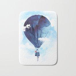 Bye Bye Balloon Bath Mat