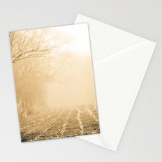 Into Obscurity  Stationery Cards