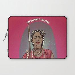 The Dahomey Amazons Laptop Sleeve