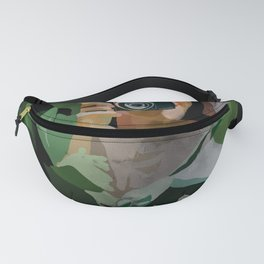 Girl in nature Fanny Pack