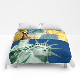 KEEP on ROCKIN - Statue of Liberty Style Comforters