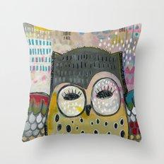 What You Seek Throw Pillow