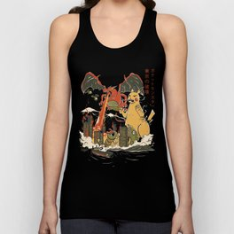 Out Of Control II Unisex Tank Top