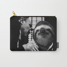 Sloth as Godfather Carry-All Pouch