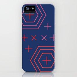 x + x + iPhone Case