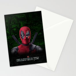 Deadminator Stationery Cards