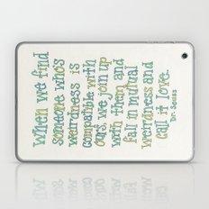 Dr. Seuss Laptop & iPad Skin