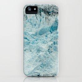 Alaska Glacier I iPhone Case