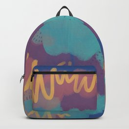 Golden gable Backpack