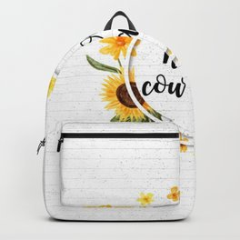 Have Courage Backpack