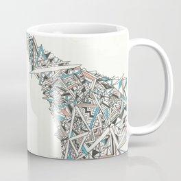 Migraine Aura Coffee Mug
