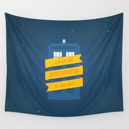 Stories Wall Tapestry