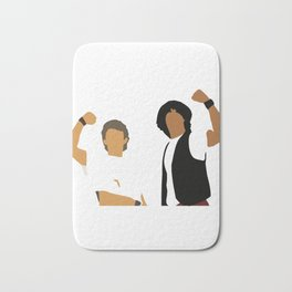 Bill and Ted movie  Bath Mat