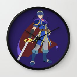 Marth(Smash)Roy Wall Clock