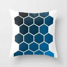 Geometric Abstraction II Throw Pillow