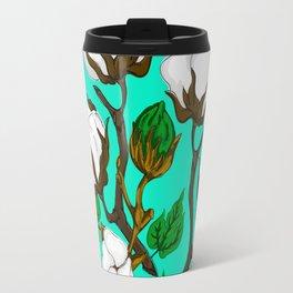 Cotton Pattern I Travel Mug