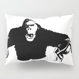 king to the kong Pillow Sham