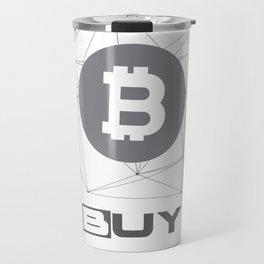 Buy Bitcoin Funny Travel Mug