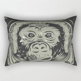 Houston - we have a Problem Rectangular Pillow