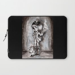 Miss Terry Riddles Laptop Sleeve