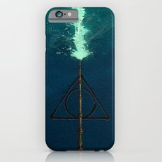 Harry Potter Deathly Hollows Expecto Patronum Slim Case iPhone 6