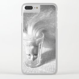 Headed Clear iPhone Case