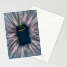 Doctor Who - Call me a Doctor..... Allons-y! Stationery Cards