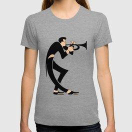 The Trumpet Player T-shirt