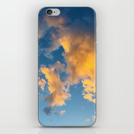 Clouds_002 iPhone Skin