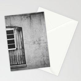 windows. Stationery Cards