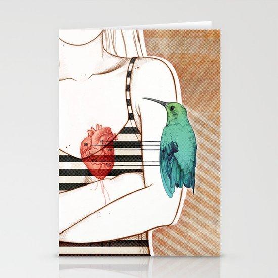 Palpitation V2 Stationery Cards