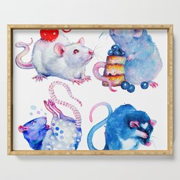 Sweet Rats Serving Tray
