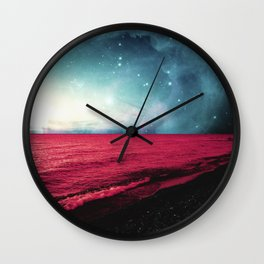 Neptune's Shores Wall Clock