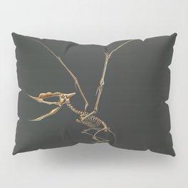 Dsungaripterus Weii Skeleton Study (No Labels) Pillow Sham